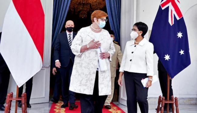 Lewat Kementerian Luar Negeri, Indonesia Kritisi Rencana Australia