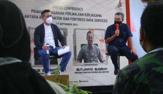 Gaet FDS, Bank Banten Siap Digitalisasi untuk Peningkatan Kualitas Layanan