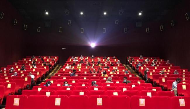 Bioskop Mulai Buka, Investor Gerak Cepat Memburu Saham BLTZ