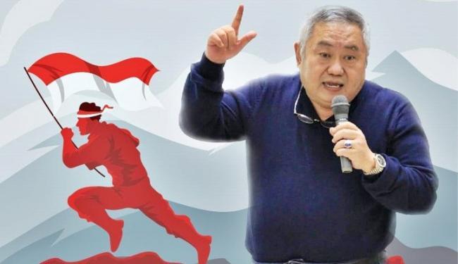 Tokoh Tionghoa Makin Gahar Euy! Demi Kebenaran, Ajak 500 Anggota DPR Bantu Bebaskan Habib Rizieq!