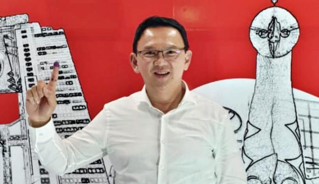 Anak Buah Prabowo Elus-elus Ahok untuk Duduki Posisi Menteri...