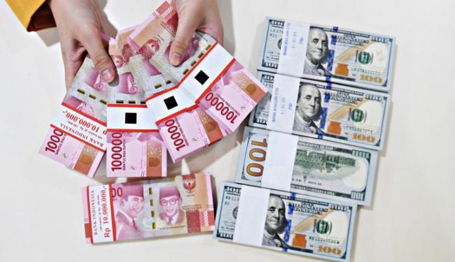 Rupiah Hari Ini Menggebu-Gebu, Dolar AS & Mata Uang Dunia Mati Kutu!