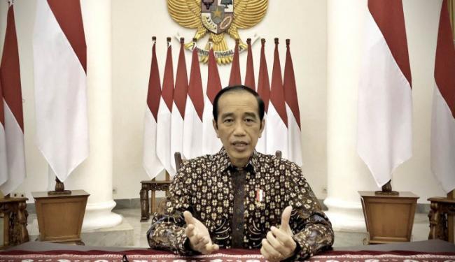 Presiden Jokowi: PPKM Level 4 Dilanjutkan dengan Penyesuaian di Sejumlah Sektor