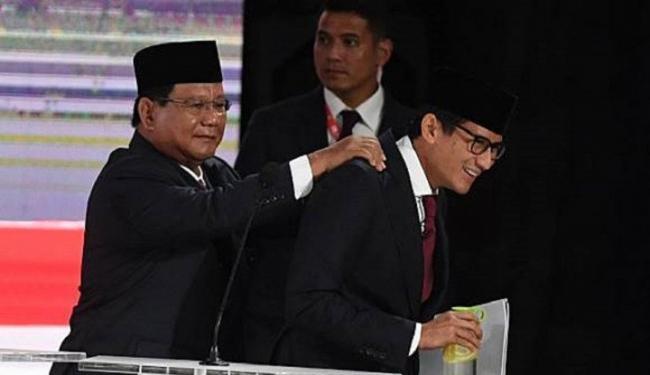 Gerindra Sudah Pasti Usung Prabowo di Pilpres, Sandiaga Uno Jangan Banyak Berharap